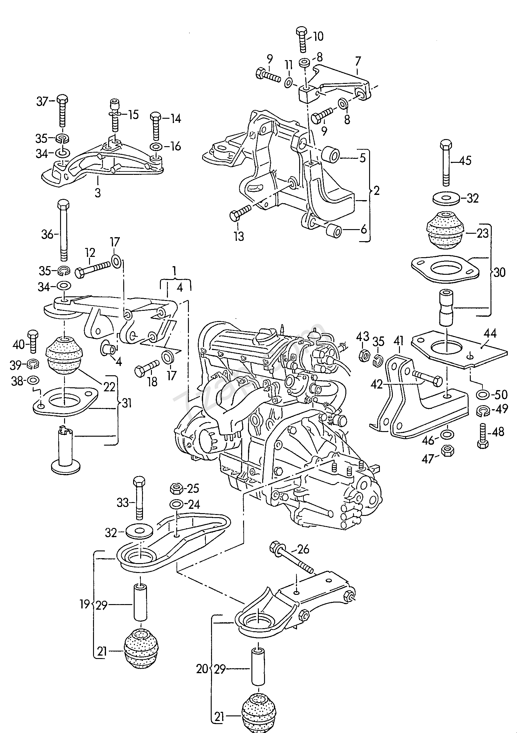 vw derby 2 0 engine diagram within diagram wiring and